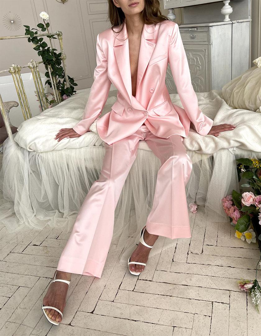Костюм с приталенным жакетом и брюками LUSSO_SS21_3, фото 1 - в интернет магазине KAPSULA