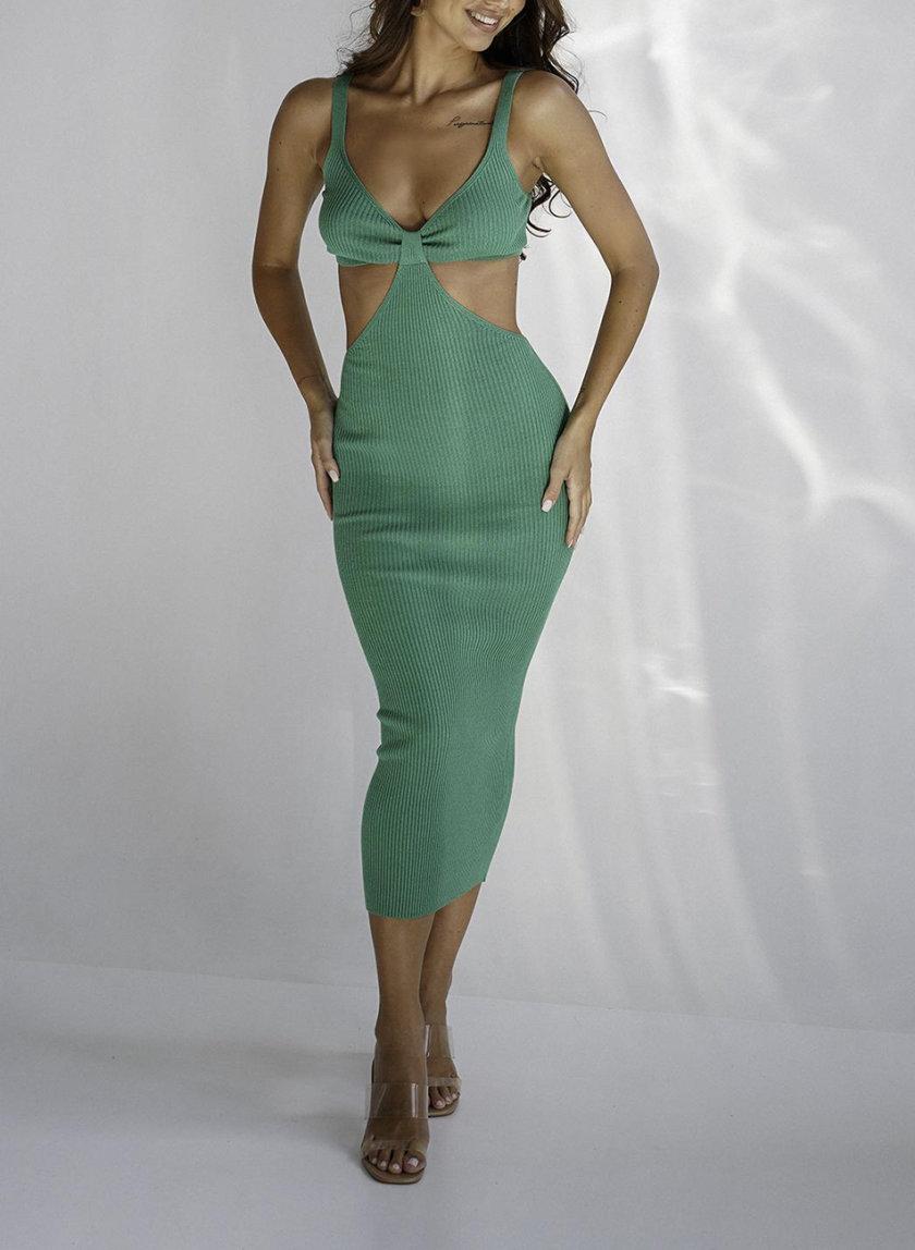 Хлопковое платье KSENA JDW_J.D.2557, фото 1 - в интернет магазине KAPSULA