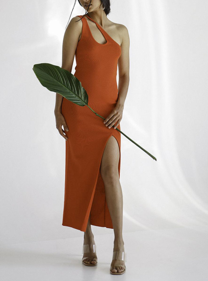 Хлопковое платье JOALI JDW_J.D.2560, фото 1 - в интернет магазине KAPSULA