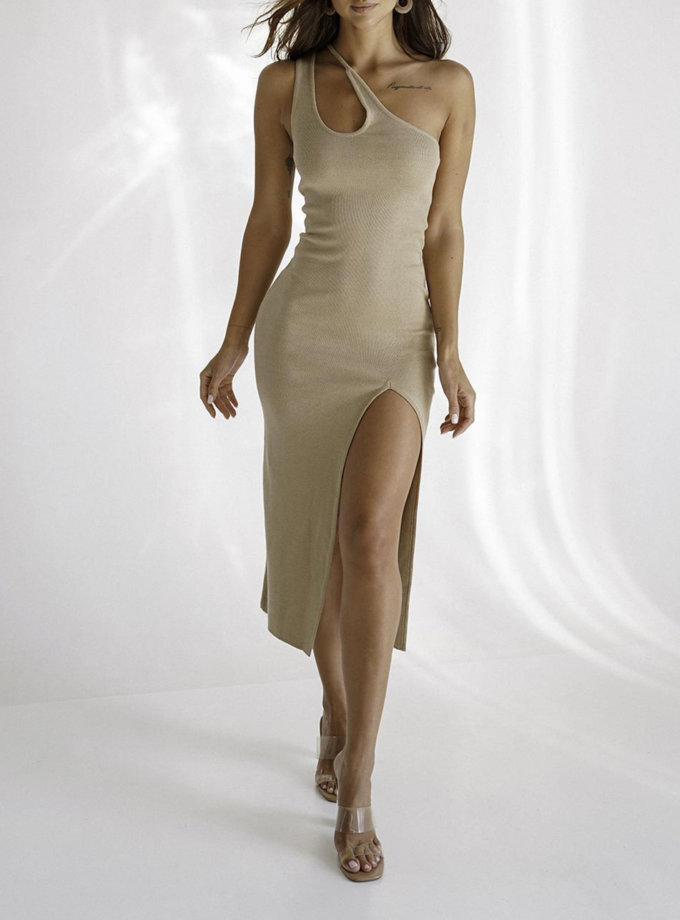 Хлопковое платье JOALI JDW_J.D.2563, фото 1 - в интернет магазине KAPSULA