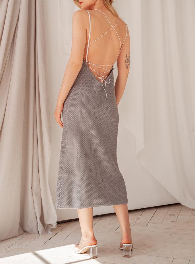Платье миди Мишель WKMF_34_4, фото 1 - в интернет магазине KAPSULA