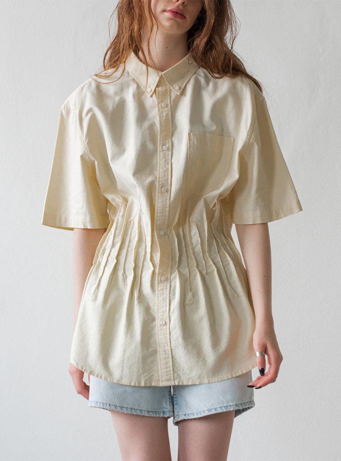 Бавовняна сорочка з короткими рукавами NNB_LEMON.short, фото 1 - в интернет магазине KAPSULA