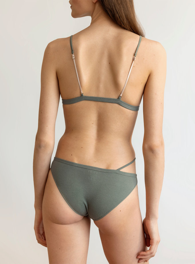 Трусы-бикини из хлопка URSO_RCbi-ol, фото 1 - в интернет магазине KAPSULA