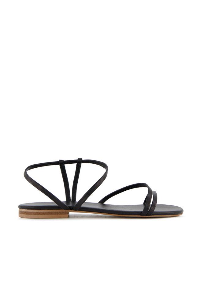 Шкіряні сандалі Esma LA_ESMA_W_BL, фото 1 - в интернет магазине KAPSULA