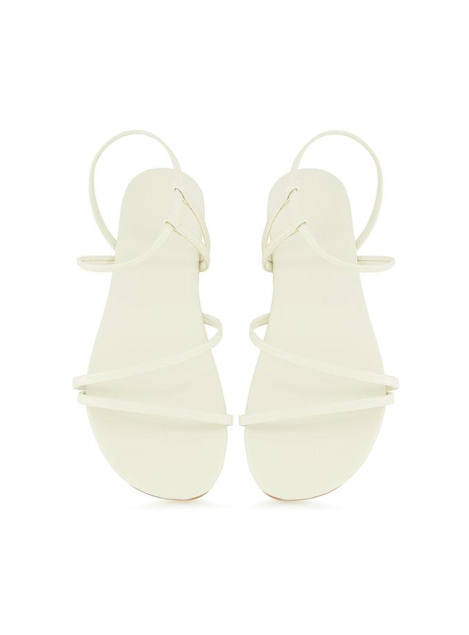 Шкіряні сандалі Esma LA_ESMA_W_W, фото 1 - в интернет магазине KAPSULA