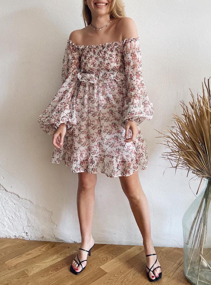Платье мини Полина WN_AIM_1461, фото 1 - в интернет магазине KAPSULA
