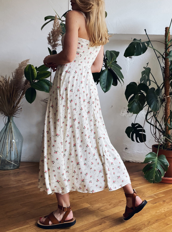 Сукня міді Даша WN_AIM_148, фото 1 - в интернет магазине KAPSULA