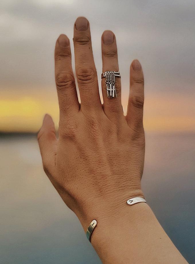 Кольцо Confidence IVA_CS01, фото 1 - в интернет магазине KAPSULA