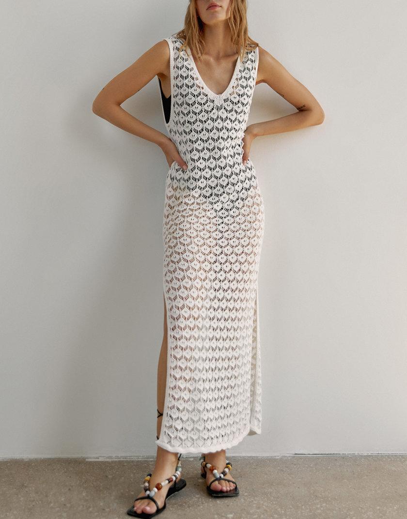 Платье с разрезами Penelope CHMSP_CS_18301, фото 1 - в интернет магазине KAPSULA