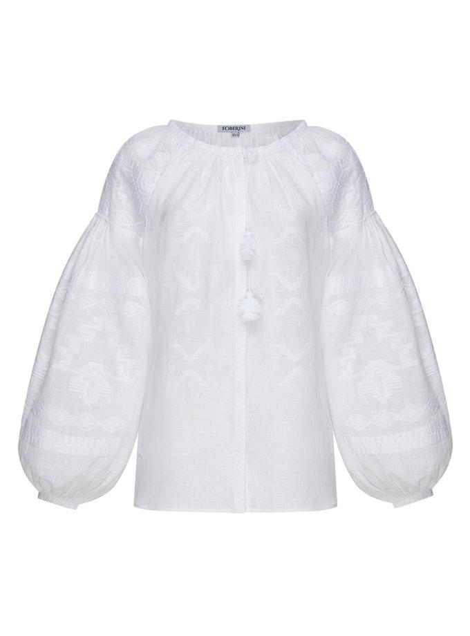Блуза Тіна FOBERI_SS19054, фото 1 - в интернет магазине KAPSULA