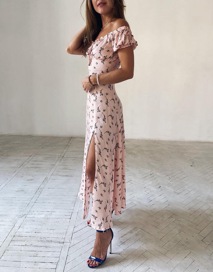 Платье миди Санни WN_AIM 400, фото 1 - в интернет магазине KAPSULA