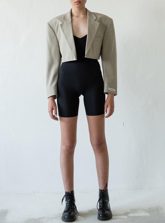 Укороченный пиджак NNB_NUDE_DONE_BLAZER, фото 1 - в интернет магазине KAPSULA