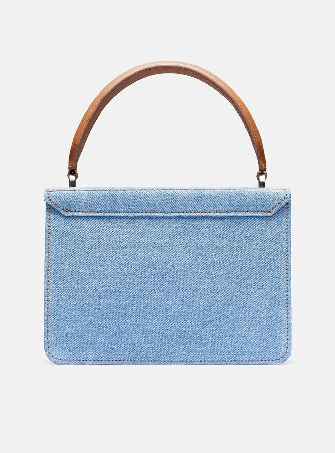 Кожаная сумка Boy Bag Upcycling Collection Camel SNKD_P0066S, фото 1 - в интернет магазине KAPSULA