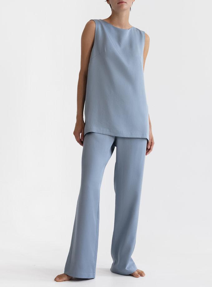 Костюм с брюками на резинке PDH_SS20_0007_2, фото 1 - в интернет магазине KAPSULA