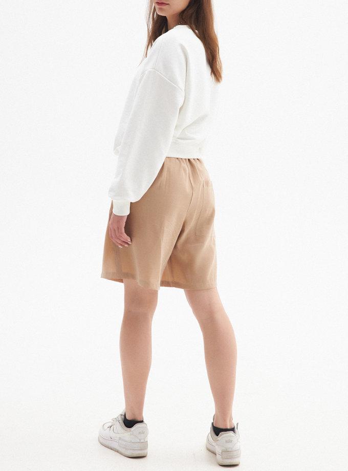 Легкі шорти FIR FRM_TYE_01A_BR, фото 1 - в интернет магазине KAPSULA