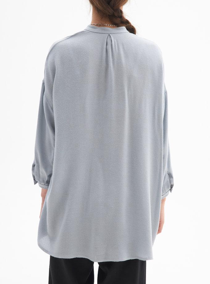 Сорочка вільного крою SEQUOIA FRM_TYE_05A_G, фото 1 - в интернет магазине KAPSULA