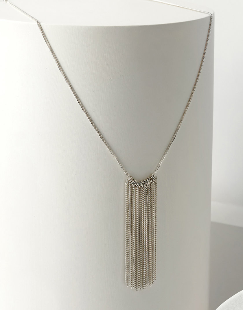 Колье Waterfall IVA_WS04-necklace, фото 1 - в интернет магазине KAPSULA