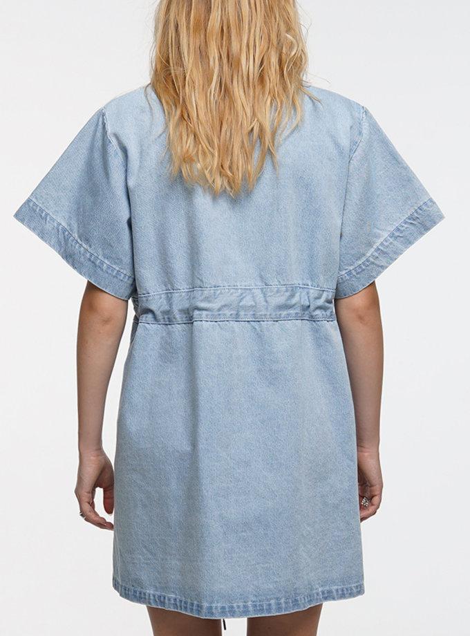 Джинсова сукня WNDM_dr21-drss-blue, фото 1 - в интернет магазине KAPSULA