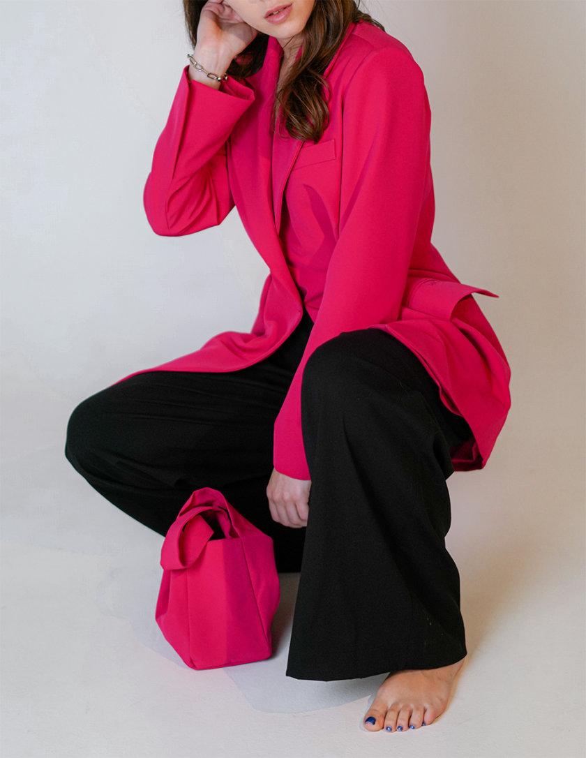 Шерстяной жакет с сумкой TATI_77, фото 1 - в интернет магазине KAPSULA