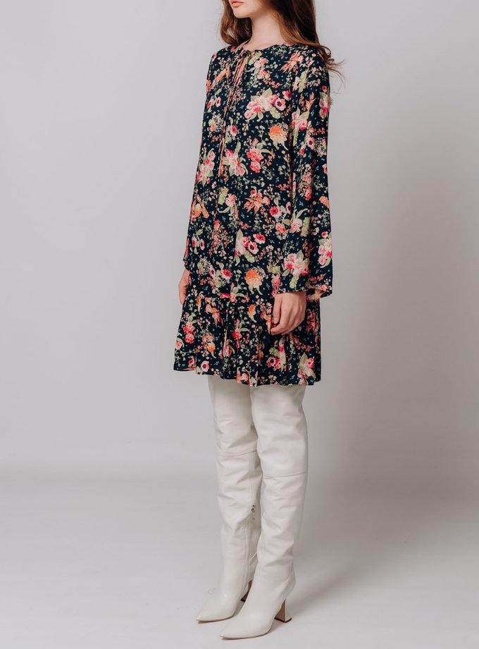 Платье свободного кроя BETH_BD_pre-fall2021_4, фото 1 - в интернет магазине KAPSULA