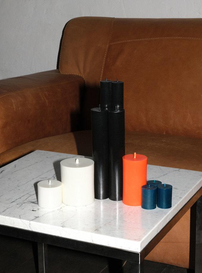 Набор BLACK CANDLES SET М SB_SET_SLK-10, фото 1 - в интернет магазине KAPSULA