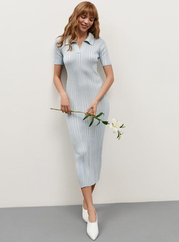 Платье миди Olivia CHMSP_CS_18320, фото 1 - в интернет магазине KAPSULA