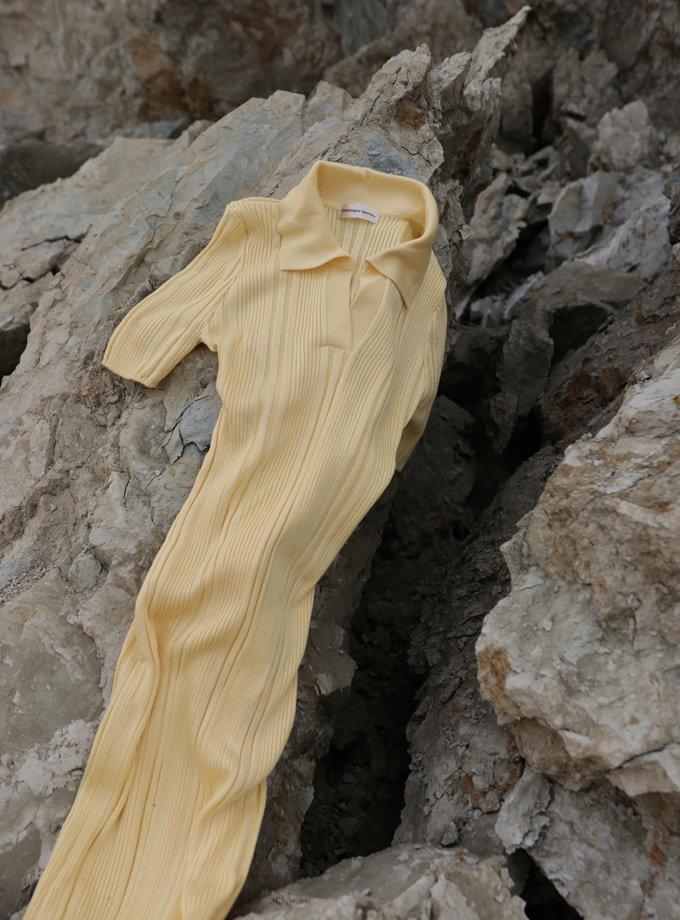 Платье миди Olivia CHMSP_CS_18321, фото 1 - в интернет магазине KAPSULA