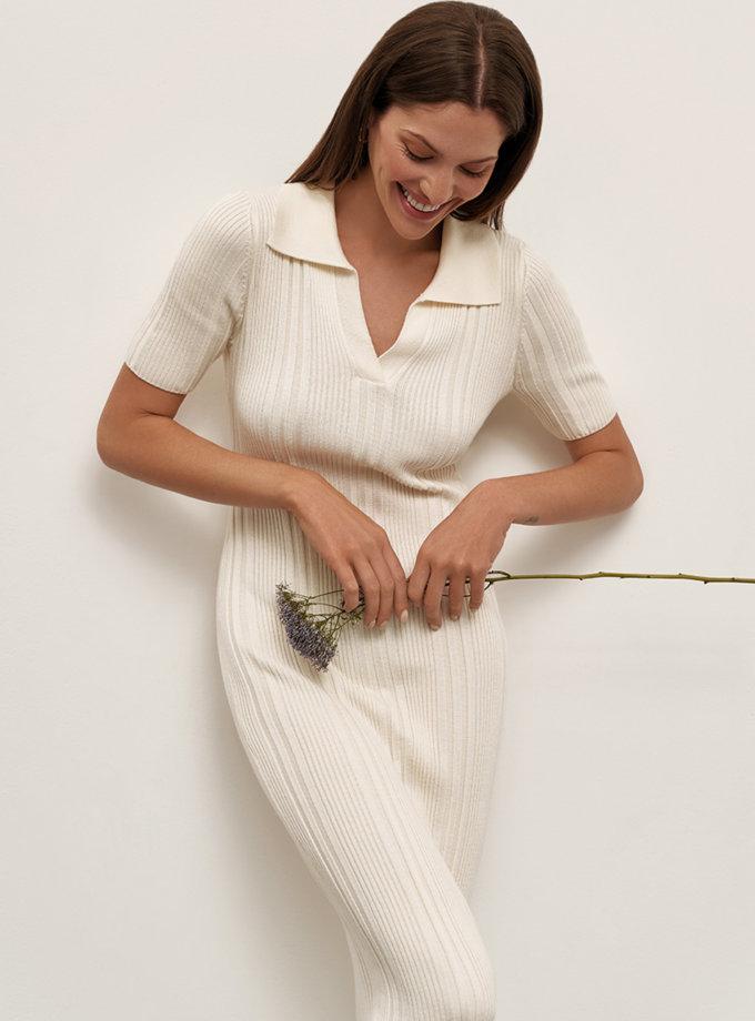 Сукня міді Olivia CHMSP_CS_18322, фото 1 - в интернет магазине KAPSULA