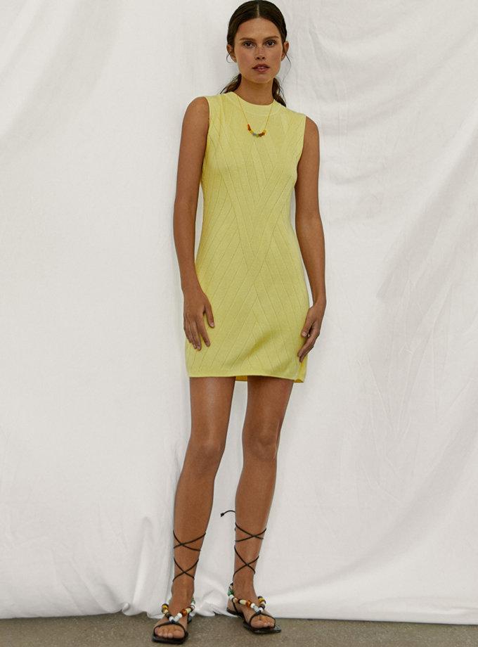 Платье мини Venus CHMSP_CS_18337, фото 1 - в интернет магазине KAPSULA