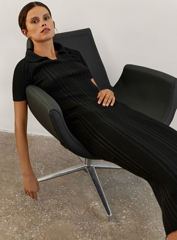 Сукня міді Olivia CHMSP_CS_18324, фото 1 - в интернет магазине KAPSULA