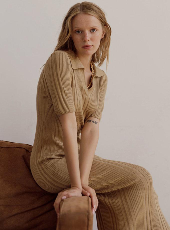 Платье миди Olivia CHMSP_CS_18325, фото 1 - в интернет магазине KAPSULA
