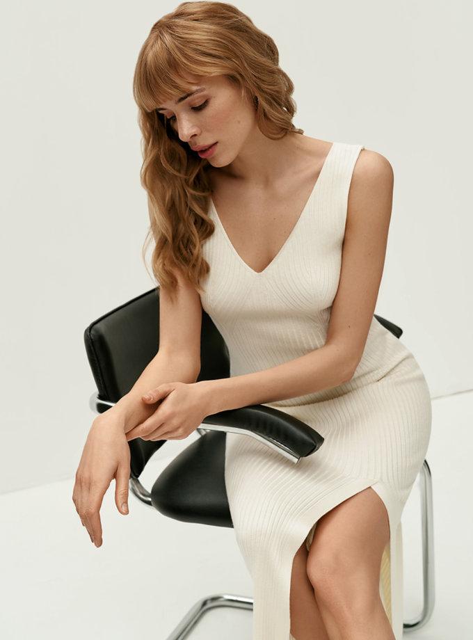 Сукня міді Vanessa CHMSP_CS_18326, фото 1 - в интернет магазине KAPSULA