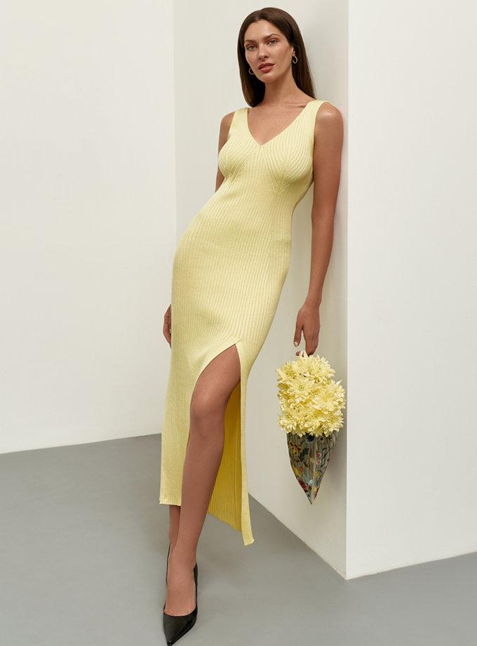 Платье миди Vanessa SYI_CS_18327-kapsula, фото 1 - в интернет магазине KAPSULA