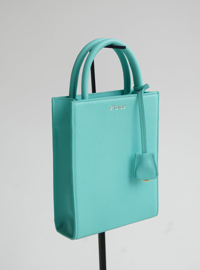 Шкіряна сумка TOY BAG ETP_TOY-BAG-888-ТF, фото 1 - в интернет магазине KAPSULA