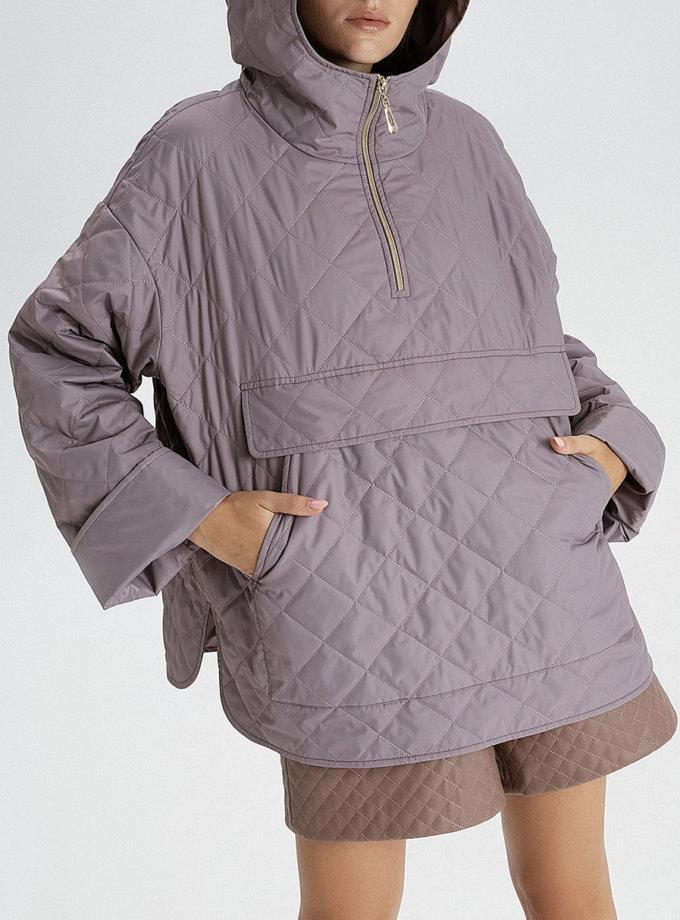 Куртка-худі mocco WNDR_fw21_plm_01, фото 1 - в интернет магазине KAPSULA