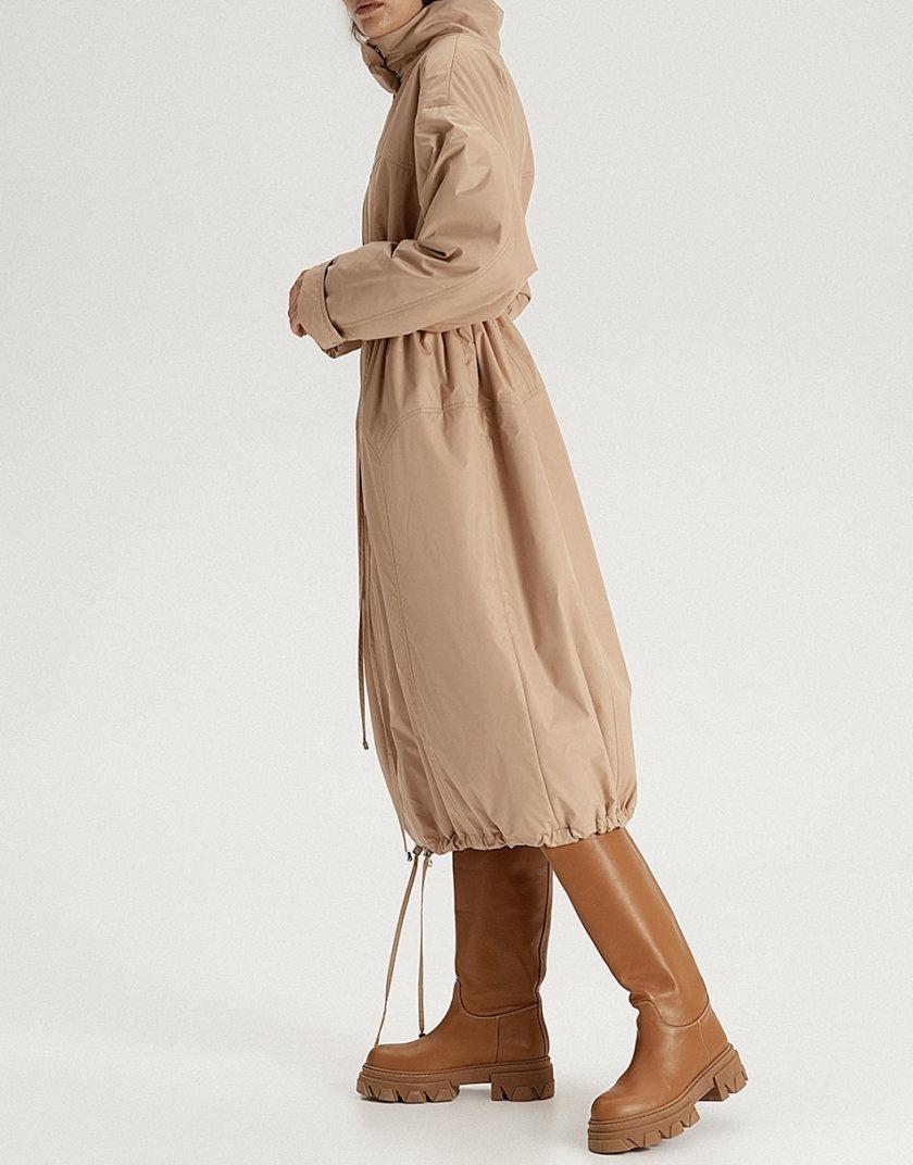 Куртка свободного кроя  beige WNDR_fw21_plb_02, фото 1 - в интернет магазине KAPSULA