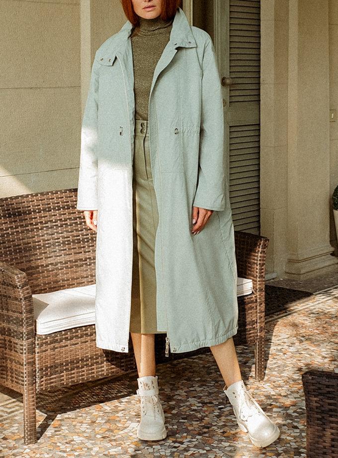 Куртка свободного кроя pistachio WNDR_fw21_plf_02, фото 1 - в интернет магазине KAPSULA