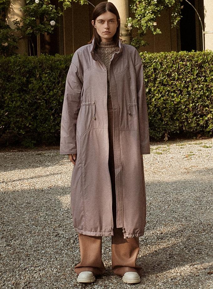 Куртка вільного крою mocco WNDR_fw21_plm_02, фото 1 - в интернет магазине KAPSULA
