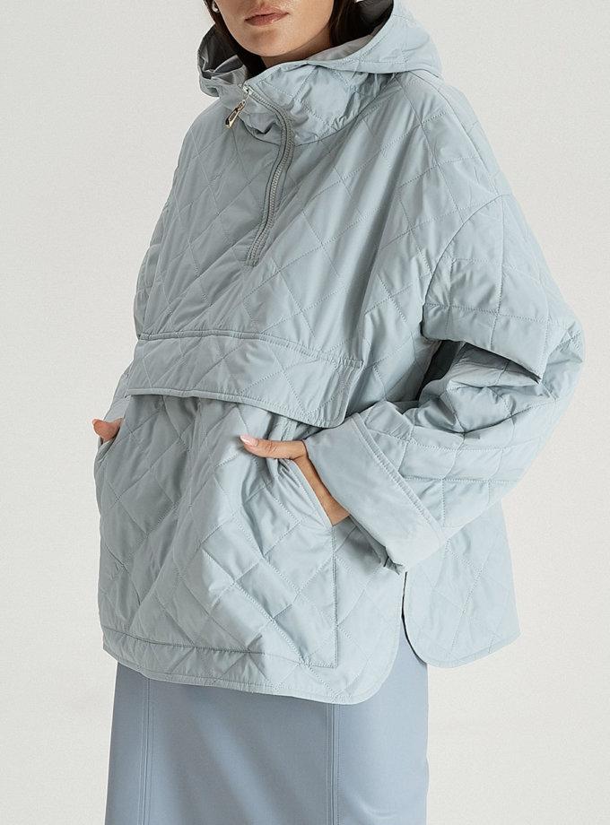 Куртка-худі grey-blue WNDR_fw21_plbl_01, фото 1 - в интернет магазине KAPSULA