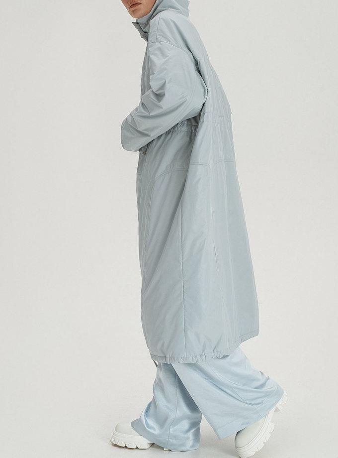 Куртка вільного крою grey-blue WNDR_fw21_plbl_02, фото 1 - в интернет магазине KAPSULA