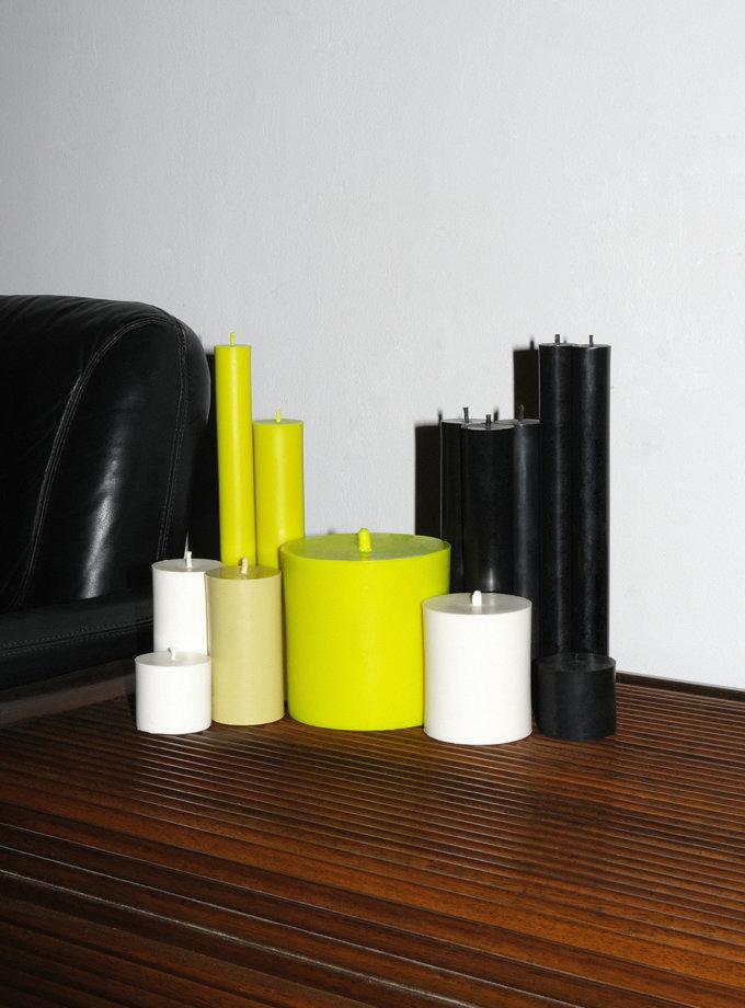 Набор GREEN CANDLES SET L SB_SET_GRN-13, фото 1 - в интернет магазине KAPSULA