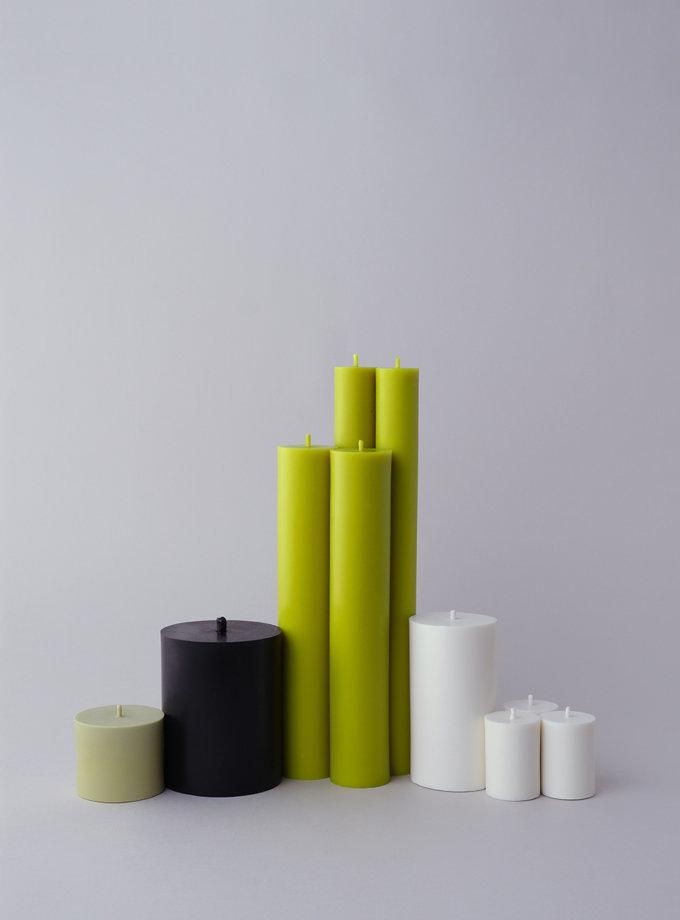 Набор GREEN CANDLES SET М SB_SET_GRN-10, фото 1 - в интернет магазине KAPSULA