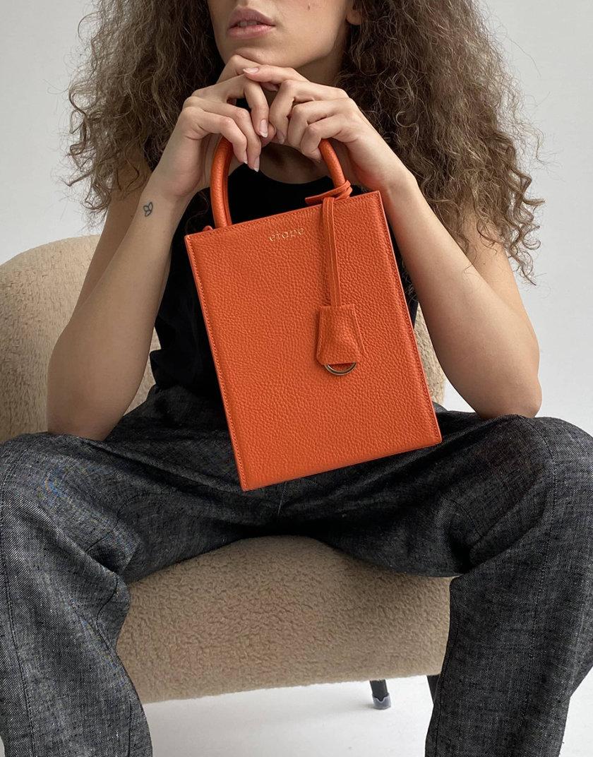 Сумка TOY BAG 888  OR ETP_TOY-BAG888-OR, фото 1 - в интернет магазине KAPSULA