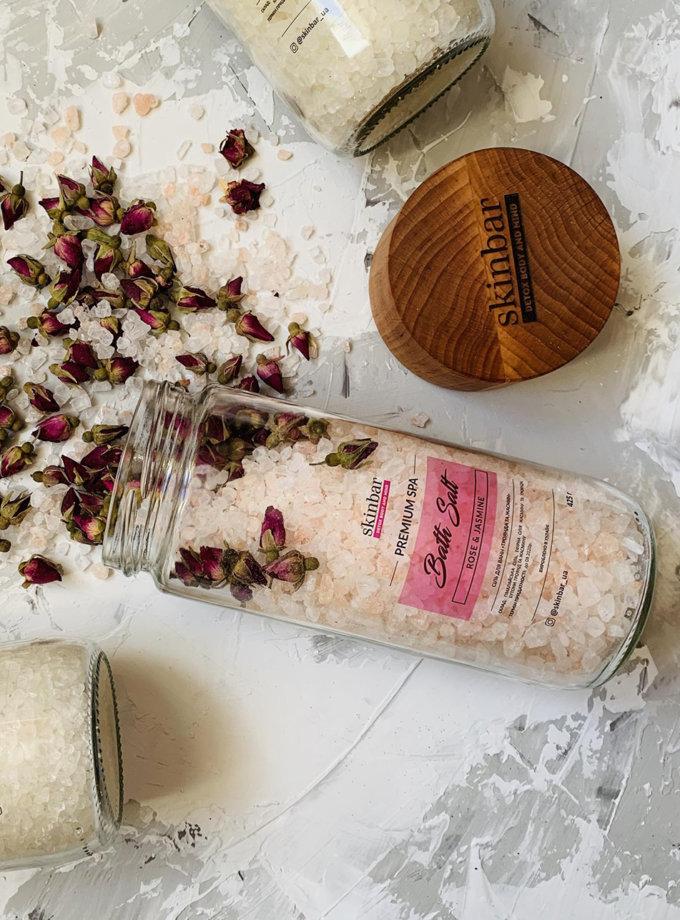 Соль для ванны Skinbar Spa S_SALT_1, фото 1 - в интернет магазине KAPSULA