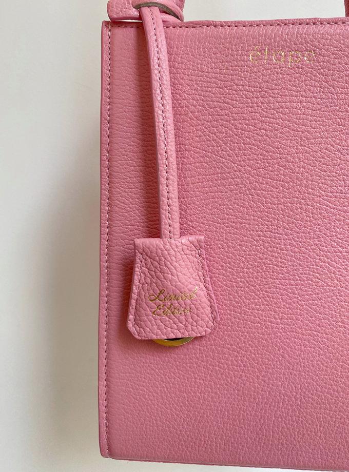 Шкіряна сумка TOY BAG ETP_TOY-BAG-888-Candy, фото 1 - в интернет магазине KAPSULA