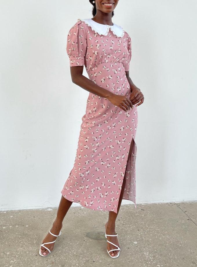Сукня Anna зі з'ємним коміром MC_MY5421-3, фото 1 - в интернет магазине KAPSULA