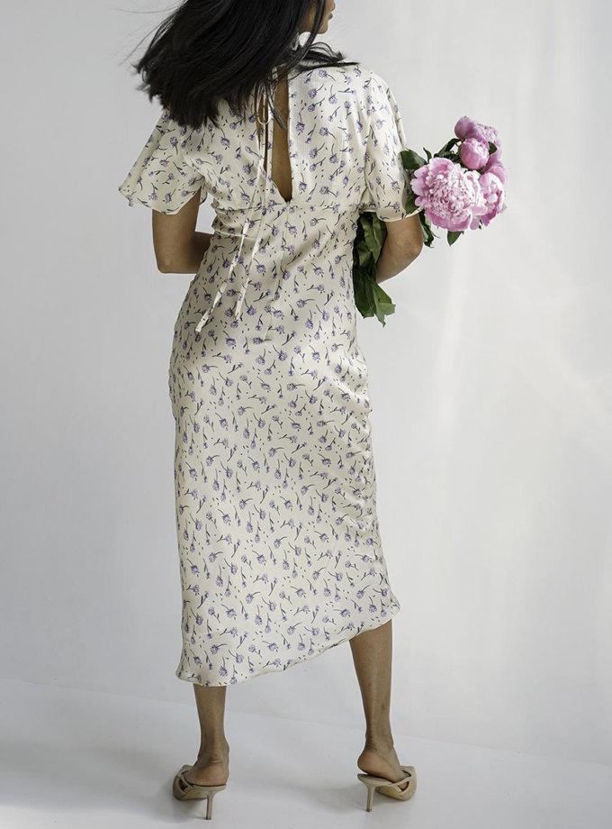 Сукня міді Diana MC_MY5120-2, фото 1 - в интернет магазине KAPSULA