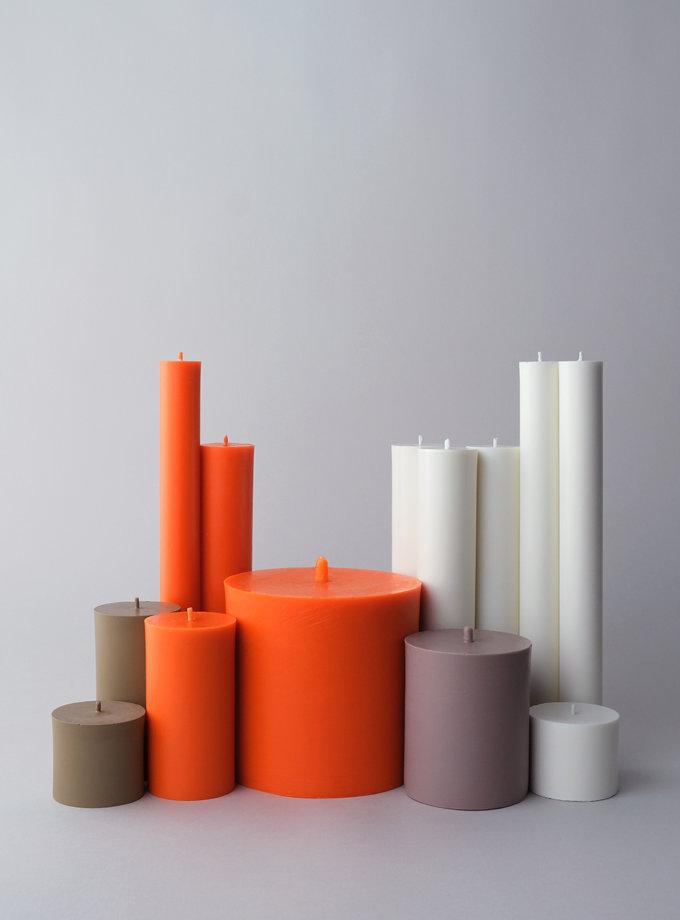 Набор ORANGE CANDLES SET L SB_SET_ORN-13, фото 1 - в интернет магазине KAPSULA