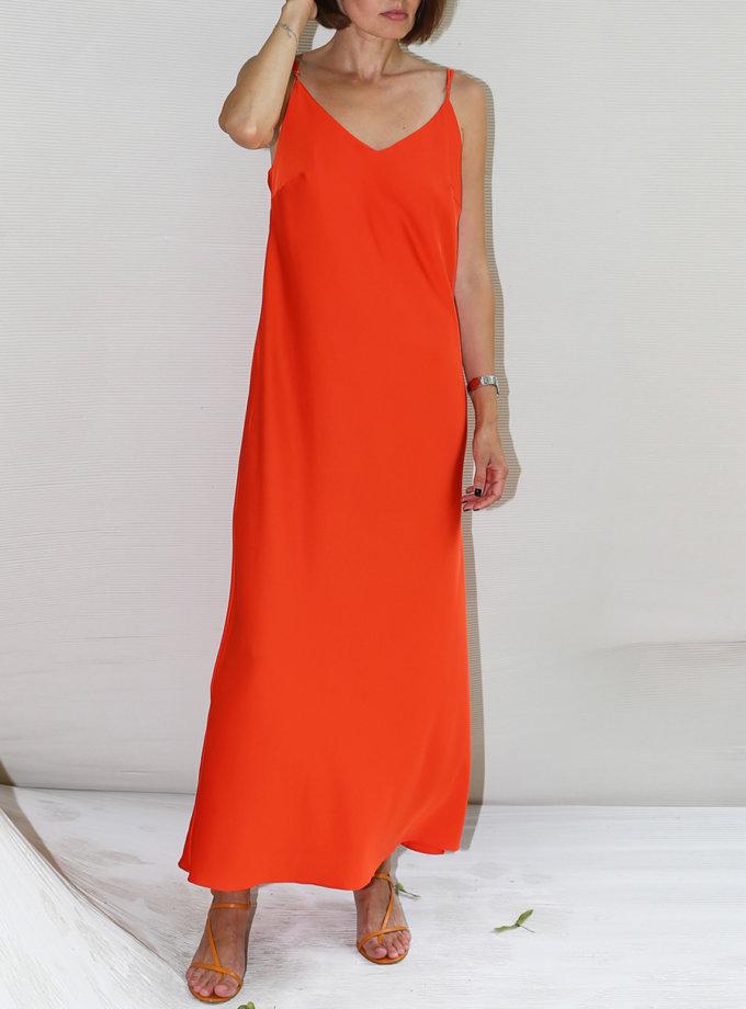 Платье комбинация VONA_SS-21-86, фото 1 - в интернет магазине KAPSULA