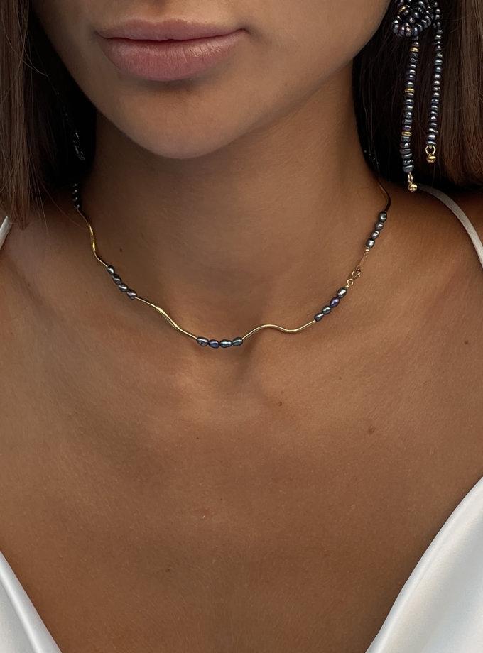 Чокер зі срібла SLR_SSN_005, фото 1 - в интернет магазине KAPSULA